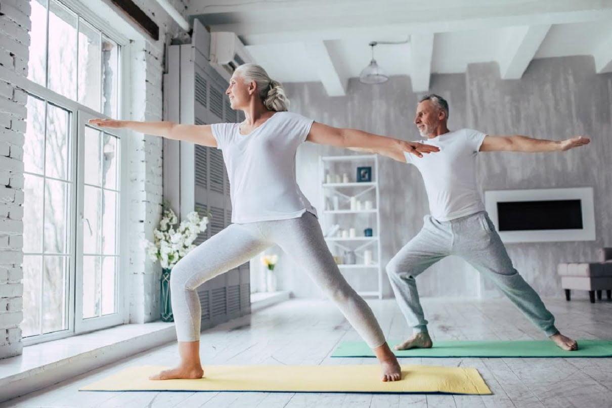 8 semanas de prática de ioga pode tratar artrite