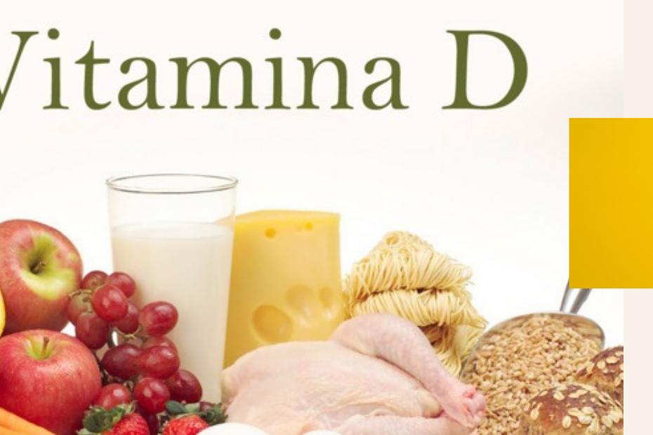 benefícios, deficiência e alimentos com vitamina D