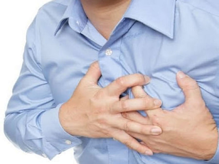 ataque cardíaco