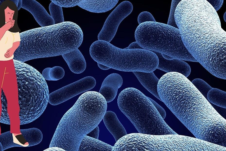 infecção bacteriana