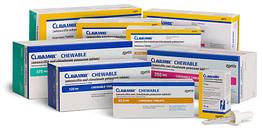 amoxicilina e ácido clavulânico ou clavamox